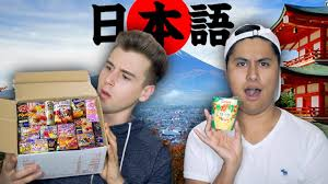 Where To Find Japanese Candy Americans React To Japanese Candy Youtube