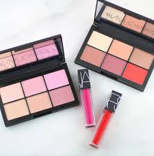 spring 2017 nars narsissist unfiltered cheek palettes
