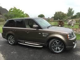 bronze range rover 2010 range rover sport tdv8 autobiography wmg prestige u0026 supercars