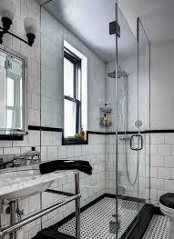 Black And White Bathroom Tile Designs Best 25 Masculine Bathroom Ideas On Pinterest Men U0027s Bathroom