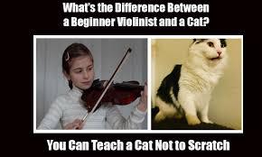 Violin Meme - violin fun takelessons blog