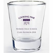 50th high school reunion souvenirs class reunion favors
