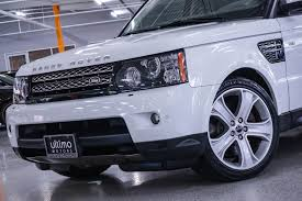 range rover sport custom wheels pre owned 2012 land rover range rover sport hse lux suv in