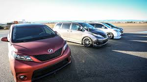 nissan sienna 2017 toyota sienna r tuned and s tuned concepts review specs and photos