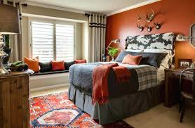 Home Interiors Baked Apple Pie Candle Paint For A Boys Room View In Gallery Refined Bedroom With A