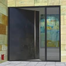 Steel Exterior Doors With Glass Steel Front Door Design Professional Home Interior Design Dejan
