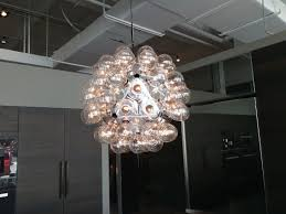 modern lighting fixtures bring current touch to living space