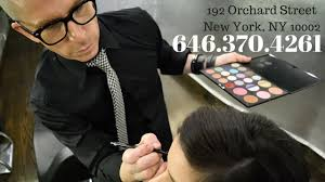 fred connors hair salon nyc lower east side youtube