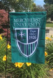 Decorative Garden Flags Flag Garden Flag Mercyhurst University Bookstore