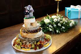 wedding cake made of cheese cheese cake a cake made of cheese a wedding cake