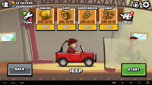 hill climb race mod apk hill climb racing 2 mod apk 1 35 2 mobpark modded play