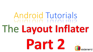 android layoutinflater 82 layoutinflater in android part 2 youtube