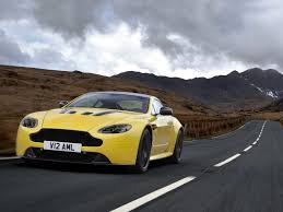 aston martin vintage the last gunfighter 2017 aston martin v12 vantage s first drive