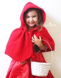 bernat red riding hood cape crochet pattern yarnspirations