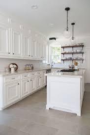 kitchen flooring chestnut laminate wood look floor tile ideas semi
