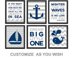 Nautical Themed Baby Rooms - nautical baby shower decoration anchor whale nautical boys