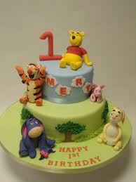 winnie the pooh cakes winnie the pooh cake celebration cakes cakeology