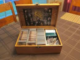opinion how you store all your lotr cards and what of