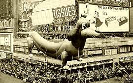 macy s thanksgiving day parade history