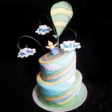 oh the places you ll go graduation party kiddles n bits oh the places you ll go cake