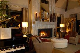 12 photos gallery of fireplace mantel decorating ideas