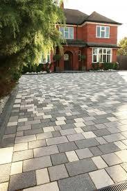 Concrete Home Designs Home Design Best Paving Images On Pinterest House Driveway Designs