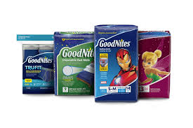 Bed For 5 Year Old Boy Goodnites Bedwetting Diapers U0026 Underwear For Kids