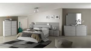 Bedroom Furniture Oak Veneer Modern Bastille High Chest Matte Grey Oak Eco Veneer Zuri Furniture