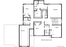 two story floor plan two story floor plans 3 000 sq ft plan 205 tjb homes