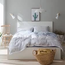 Grey Comforter Sets King Online Get Cheap Light Grey Comforter Set Aliexpress Com