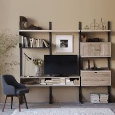 awesome modular wall storage system 15 for simple design room with