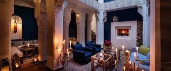 luxury boutique hotel marrakech riad les yeux bleus