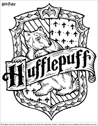 Harry Potter Coloring Pages Free Printable harry potter coloring pages coloring library
