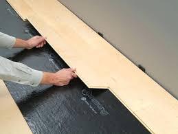 Installing Engineered Hardwood On Concrete Installing Wood Floor Concrete Subfloor Hardwood On