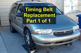 pathfinder nissan 1997 timing belt replacement mercury villager nissan quest