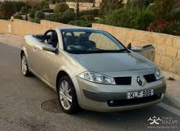 megane renault convertible renault megane 2005 convertible 1 6l petrol manual for sale