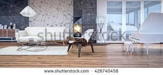 3d Interior Design Living Room Modern Interior Design Living Room 3d Stock Illustration 426740458