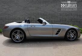 mercedes sls amg roadster for sale mercedes sls amg roadster rhd