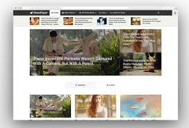 Choose The Simple But Elegant 30 Best News Magazine Wordpress Themes 2017