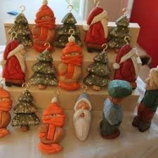533 best wood carved santas x mass stuff images on