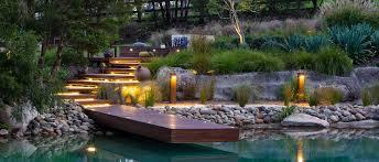 native look modern garden landscape design idea home improvement