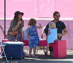 Ice Cream Bench Will Make Your House Guests Scream For Ice by Drew Barrymore And Will Kopelman Reunite For Father U0027s Day Daily