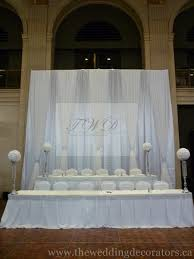 wedding backdrop setup 132 best luxury wedding linens backdrops images on
