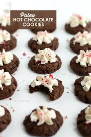 paleo cocoa cookies