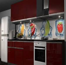 glasbilder küche 339 besten küche bilder auf modern küche gestalten