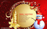 Merry Christmas 2014 Greetings Flash Cards | Christmas Greetings.