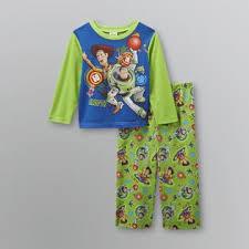 disney toy story toddler boy u0027s pajamas