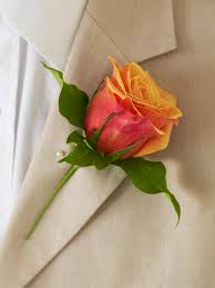 garden rose boutonniere reannan ross floral design real weddings
