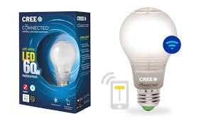 cree connected extraordinary bulb in a simple package