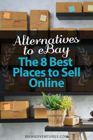 8 alternatives to online auction sites like ebay plus how to use